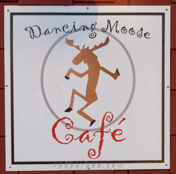 The Dancing Moose Cafe